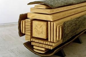 taiere radiala lemn stratificat